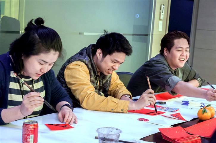 CNY Tea Time Special: 2015 Gamanian Casino