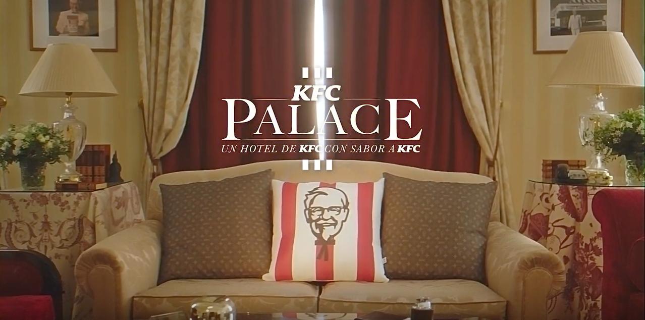 當KFC變成約炮代名詞,肯德基乾脆幫你開房間!