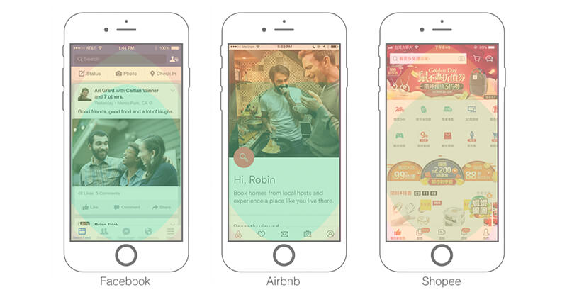 The Impact of smartphone Holding Methods on UI Design, Let's Talk about Thumb Rules