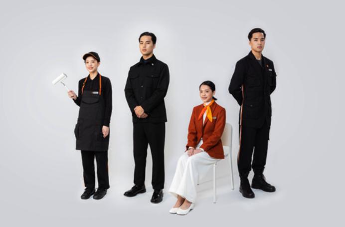 Gamania Branding 3.0集團制服華麗變身 ──專訪制服設計師王心偉