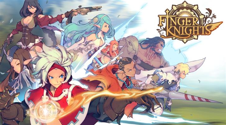 GAMANIA Licenses Popular Korean Mobile Game Finger Knights for Taiwan/HK/Macao  Taiwan Released Slated for 2015 Q2