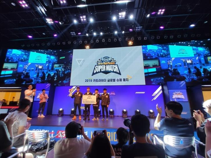 """2019 """"Crazyracing Kartrider"""" World Championship Final Results Announced"""