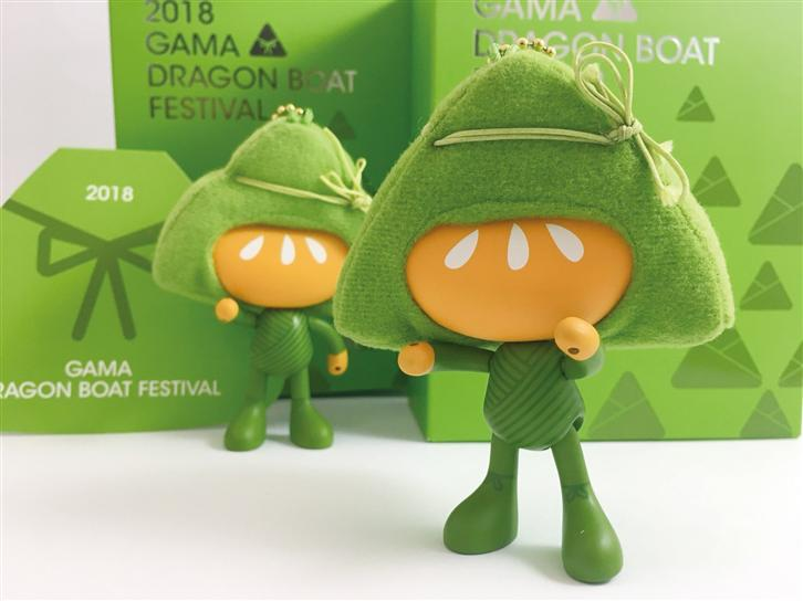 2018 GAMA DRAGON BOAT FESTIVAL Festive New Outfit