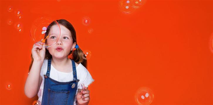 簡化概念,與孩子共創豐富品牌個性
